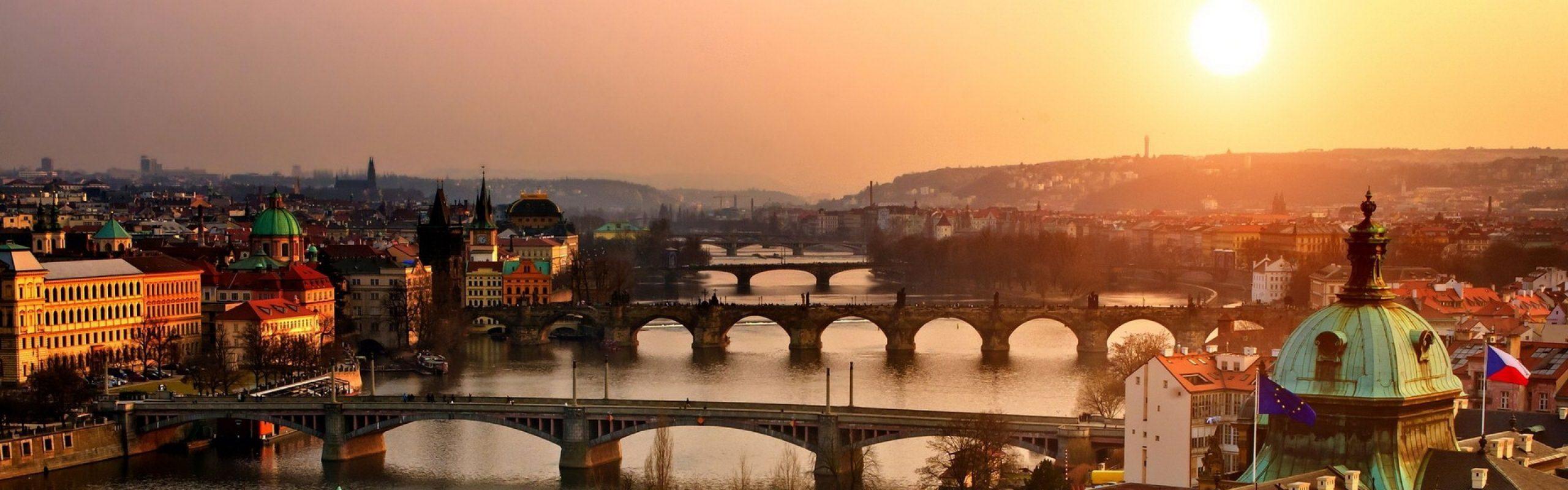 Тур Будапешт-Вена-Прага