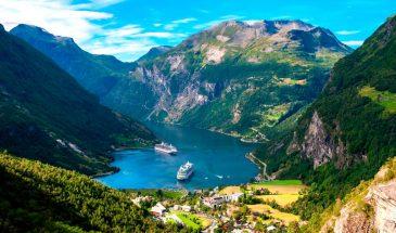 Фьорды, Норвегия