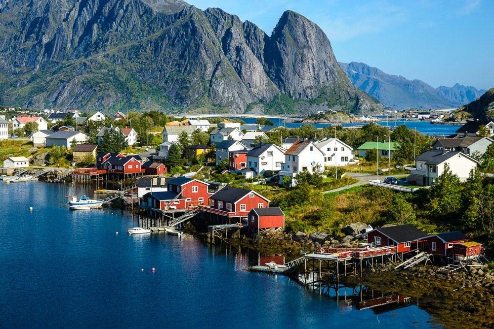 фото тур в Норвегию