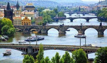картинка автобусный тур в Прагу