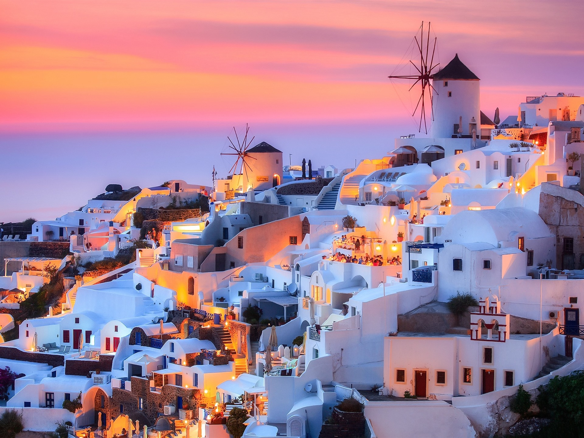фото туры в Грецию, Санторини