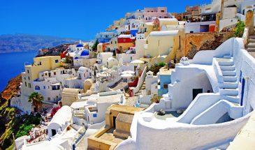 картинка туры в Грецию, Санторини