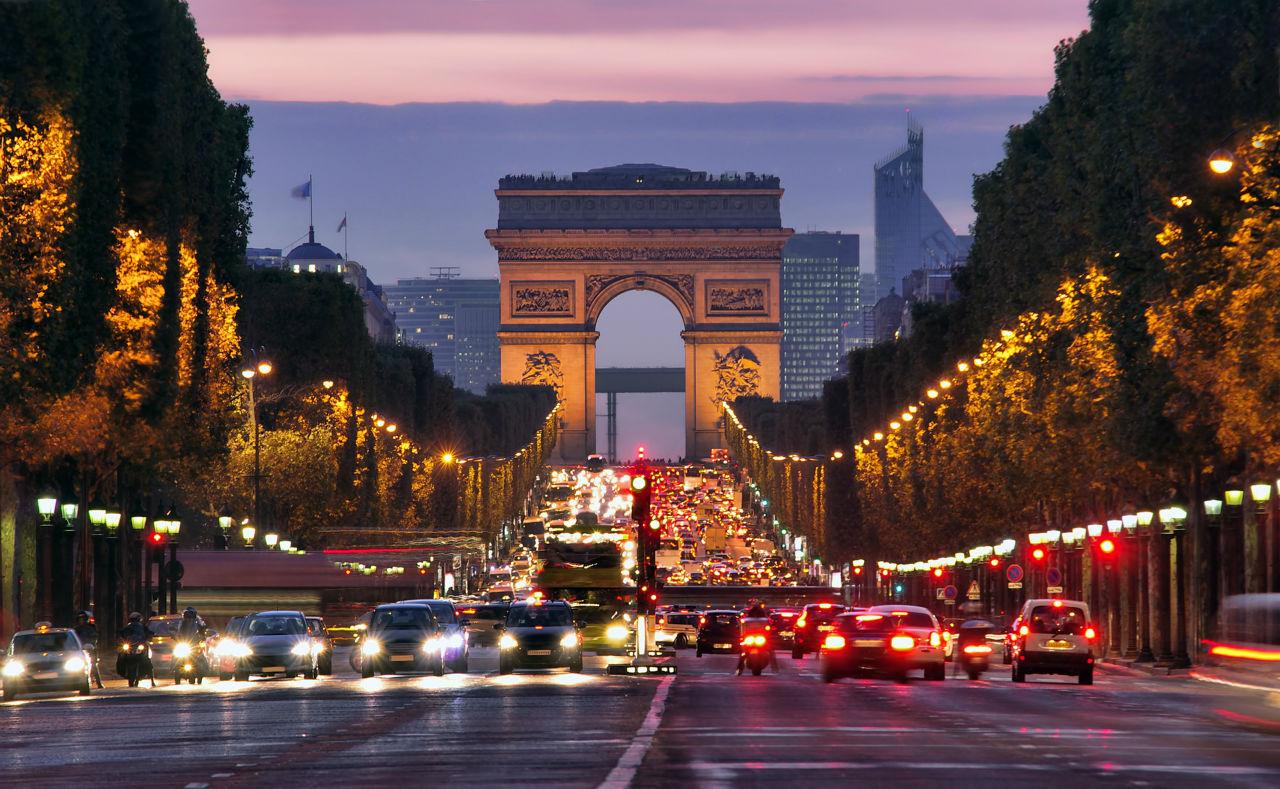 фото тур в Париж
