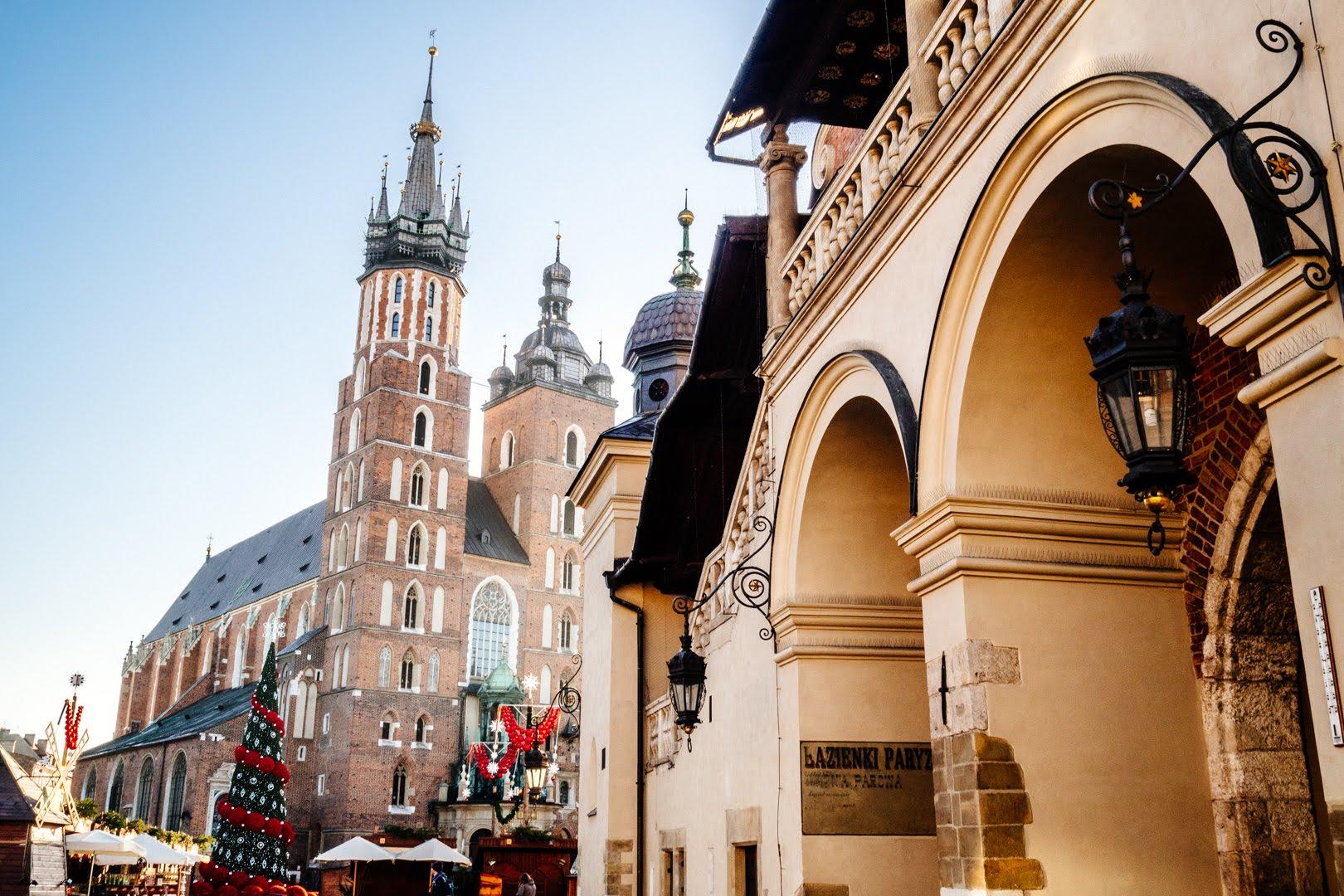фото тур на новый год в Краков