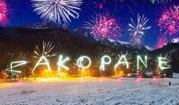 картинка Новый год в Закопане