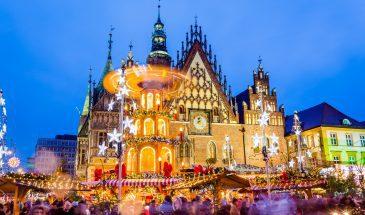 картинка Новый год в Кракове