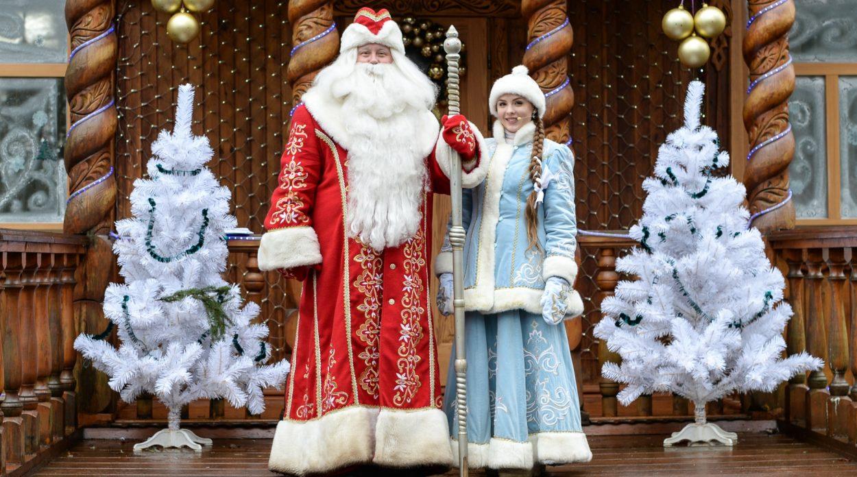 картинка тур на поезде к Деду Морозу