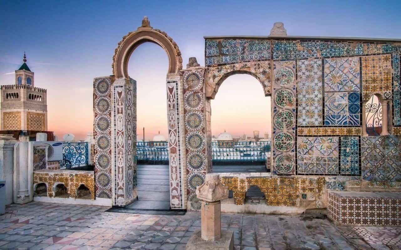 картинка туры в тунис