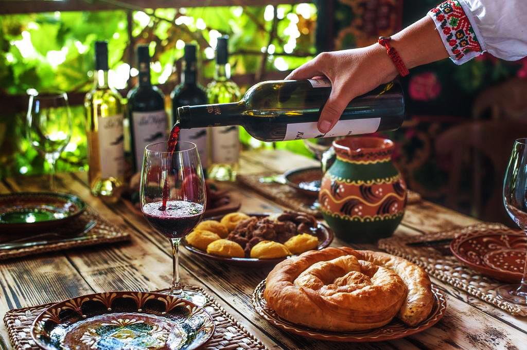 фото винный тур в Молдову