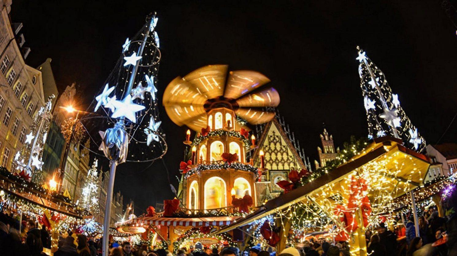 картинка Рождественские ярмарки в Берлине