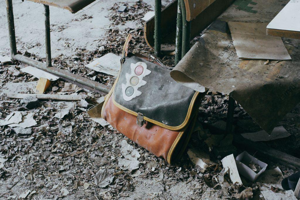 фото поездка в Чернобыль