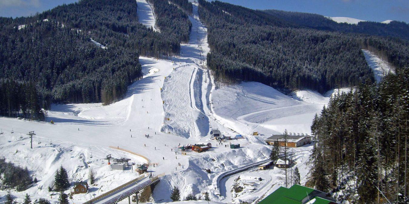 фото горнолыжный курорт Буковель